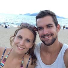Patrick & Linda Brugerprofil