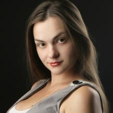 Profil utilisateur de Анастасия Наталья