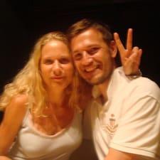 Anders & Josephine User Profile