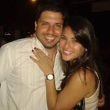 Maria Gimena felhasználói profilja