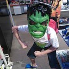 Profil utilisateur de Wong