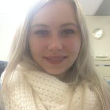 Profil utilisateur de Amy