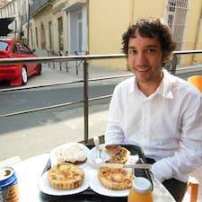 Profil utilisateur de Antoine Tom