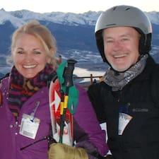 Andy & Melinda felhasználói profilja