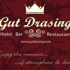 Hotel Restaurant User Profile