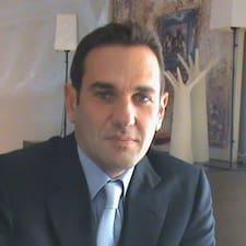 Panagiotis ist der Gastgeber.