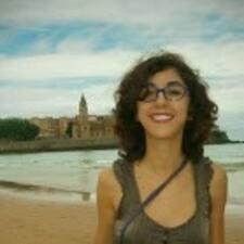 María的用戶個人資料