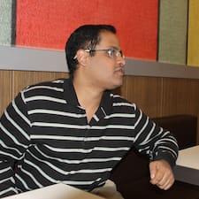 Profil Pengguna Ajay