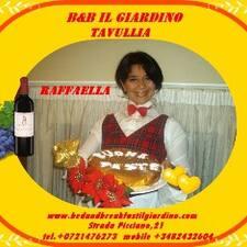 Raffaella es el anfitrión.