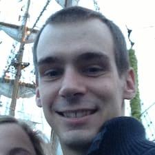 Antony User Profile
