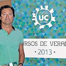 Alfredo User Profile