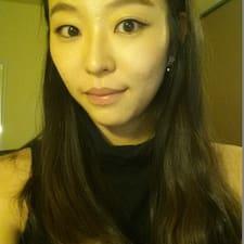 Användarprofil för Jonghee