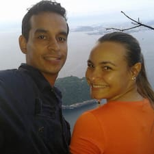 Bruno E Ana Carolina是房东。