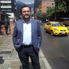 Ignacio felhasználói profilja