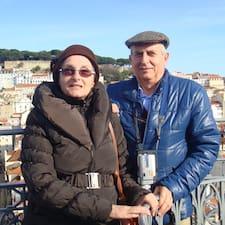 Antonio E Mariolina ialah hos.