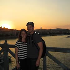 Profil utilisateur de Seth & Kristen