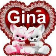 Gina ist der Gastgeber.
