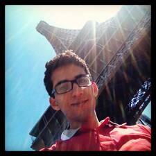 Henkilön Saad Belkhadir käyttäjäprofiili