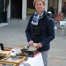 Marie Thérèse Brugerprofil