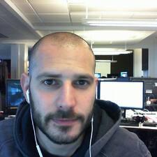 Gebruikersprofiel Karim