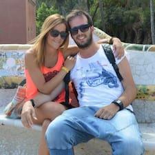 Profil utilisateur de Joana & Rui