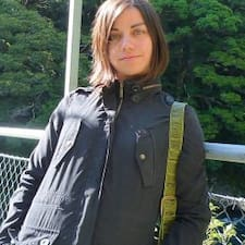 Profil utilisateur de Arelis