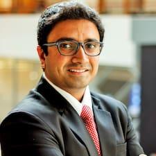 Profil Pengguna Aravind