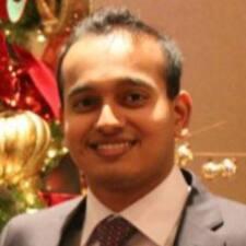 Profil utilisateur de Harshith