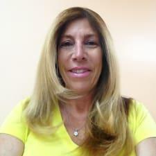 Profil utilisateur de Pamela
