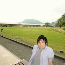 Naoki ist der Gastgeber.