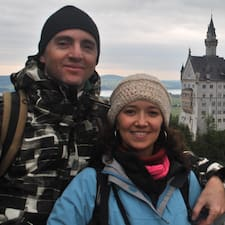 Anita & Gustavo User Profile