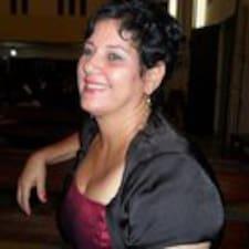 Profilo utente di Virgínia Angélica Mendes
