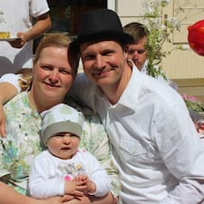Jens + Antje felhasználói profilja