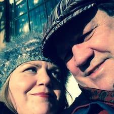 Profilo utente di Diane & Mark