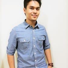 Profil Pengguna Khairil Azhar