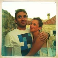 Olivia & Alexandre User Profile