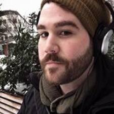 Jameson - Uživatelský profil
