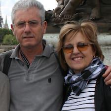 Profil utilisateur de Angela & Jose