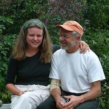 Willie Und Brigitte ist der Gastgeber.