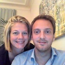 Profil utilisateur de Pauline & Gregory