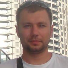 Användarprofil för Igor