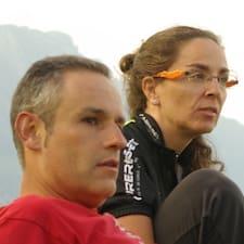 Användarprofil för Xavier & Esther
