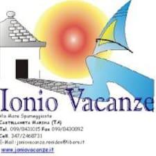Jonio Vacanze ist der Gastgeber.
