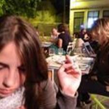 Cecília - Uživatelský profil