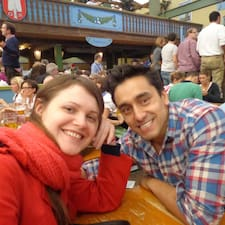 Ricky C & Irina D User Profile
