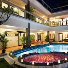 Профиль пользователя Bali