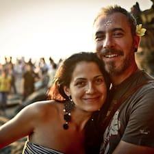 Profil utilisateur de Francesco & Michela