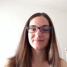 Profil utilisateur de Rosalie