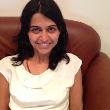 Meghna User Profile