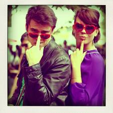 Profil utilisateur de Simon & Marie